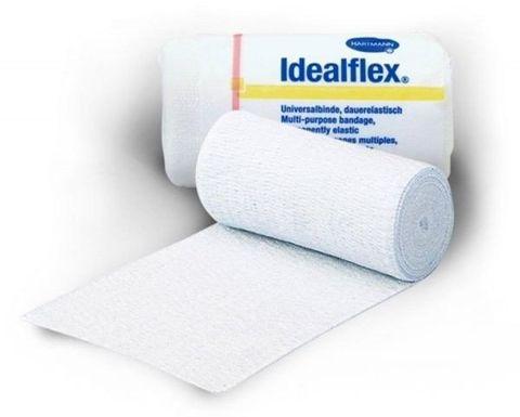 IDEALFLEX  Opaska elastyczna 8cm x 5m x 1 sztuka