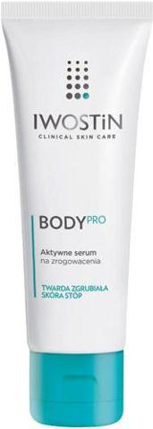 IWOSTIN Body PRO Aktywne serum na zrogowacenia skóry stóp 50ml