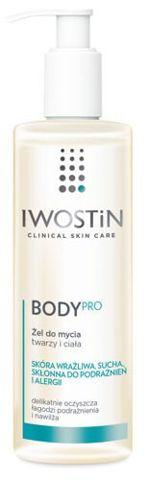 IWOSTIN Body Pro Żel do mycia twarzy i ciała 300ml