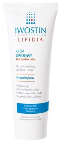 IWOSTIN Lipidia krem lipidowy 50ml