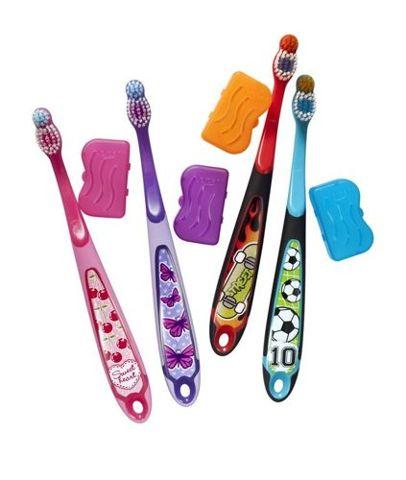 JORDAN Step by step szczoteczka do zębów dla dzieci 6-9 lat x 2 sztuki
