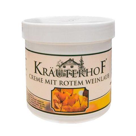 KRAUTERHOF Balsam z wyciągiem z liści czerwonych winogron 250ml
