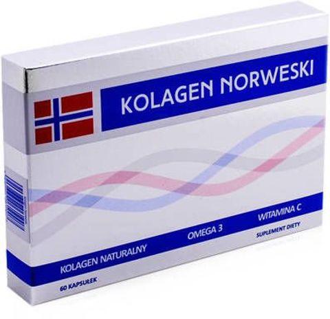 Kolagen Norweski x 60 kapsułek