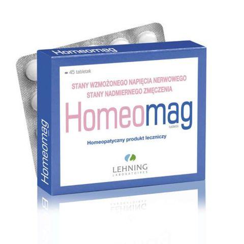 LEHNING Homeomag x 45 tabletek