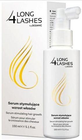 LONG 4 LASHES Serum stymulujące wzrost włosów 150ml