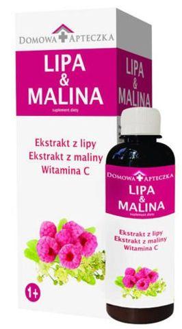 Lipa & Malina syrop 150ml
