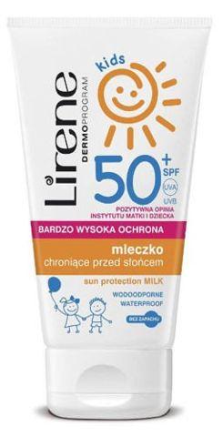 Lirene Kids mleczko SPF 50+ 150ml