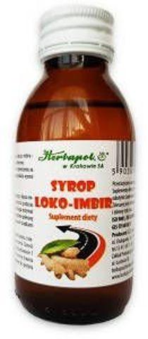 Loko-Imbir Syrop 100ml