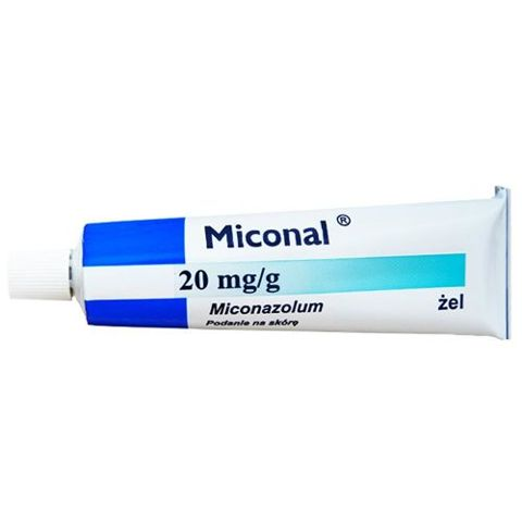 MICONAL 0,02g/1g żel 30g