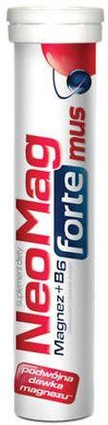 NEOMAG Forte x 20 tabletek  musujących