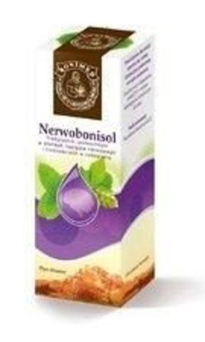 NERWOBONISOL płyn 40g