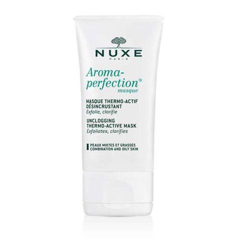 NUXE Aroma-Perfection Termoaktywna maseczka odblokowująca pory  40ml