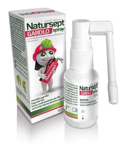 Natur-Sept Gardło spray dla dzieci 30ml