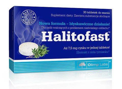 OLIMP Halitofast x 30 tabletek do ssania