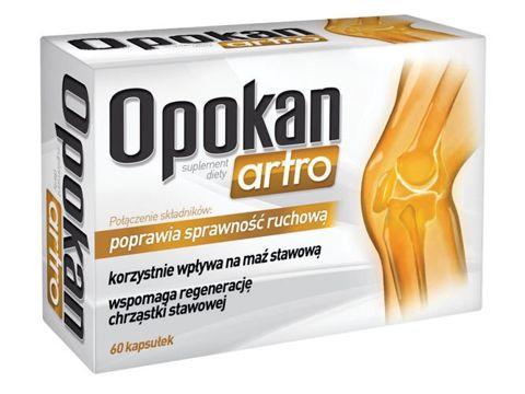 OPOKAN Artro x 60 kapsułek