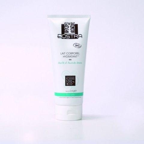 ORGANICZNE mleczko nawilżające do ciała - dla skóry suchej 200g