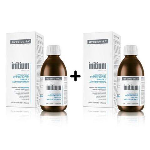 OVOBIOVITA Initium 250ml + 2-gi za 50% Ceny