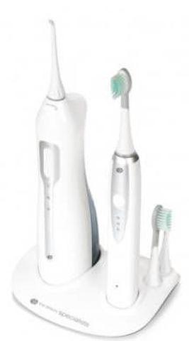 RIO Aquasonic Water Flosser & Sonic Toothbrush irygator + szczoteczka