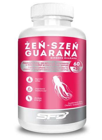 SFD Żeń-Szeń Guarana x 90 tabletek
