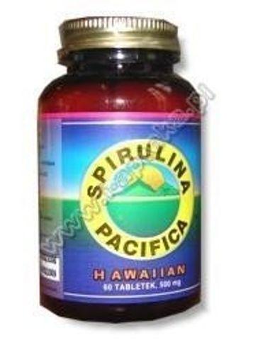 SPIRULINA Pacifica x 60 tabletek