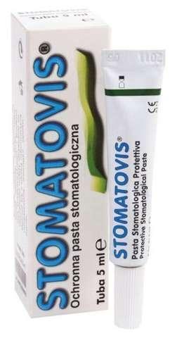STOMATOVIS Pasta 5ml