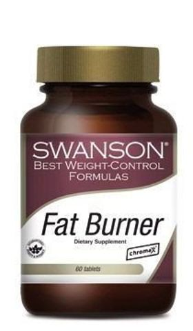 SWANSON Fat Burner x 60 tabletek