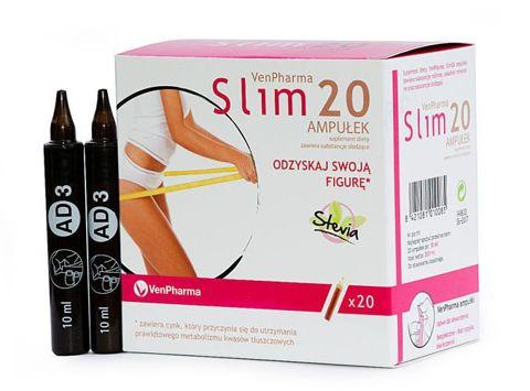Slim 20 x 20 ampułek