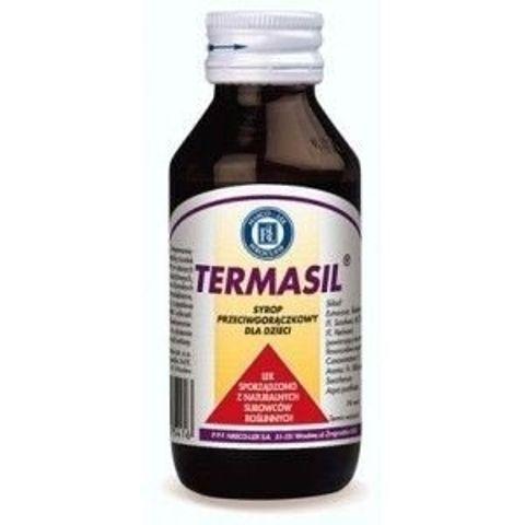 TERMASIL syrop 125g