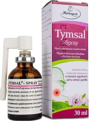 TYMSAL aerozol 30g