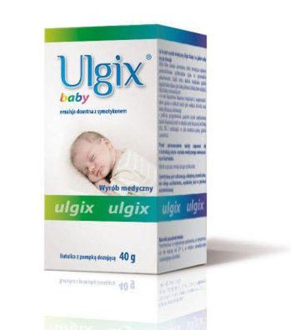 ULGIX BABY płyn doustny 40g