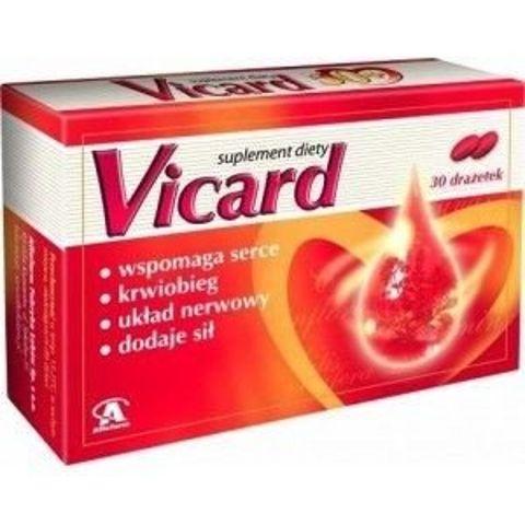 VICARD x 30 drażetek