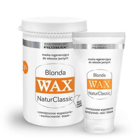WAX Pilomax NaturClassic Blonda maska regenerująca do włosów jasnych 70ml